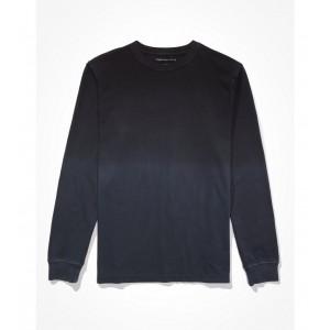 AE Super Soft Dip-Dye Long Sleeve T-Shirt