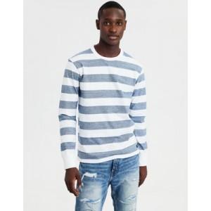 AE Long Sleeve Football T-Shirt