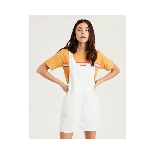 AE Denim Dress Overall