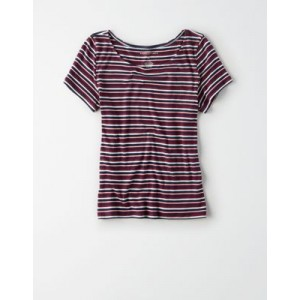 AE Soft & Sexy Ribbed Baby T-Shirt