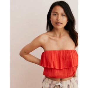 Aerie Woven Tube Top
