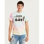 AE Tie-Dye Pride T-Shirt