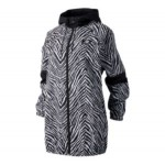 Womens NB Athletics Animal Print Mix Jacket