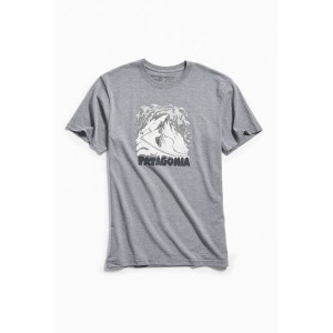 Patagonia Cornice Canvas Recycled Cotton Tee