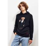 Polo Ralph Lauren Bear Hooded Wool Sweater