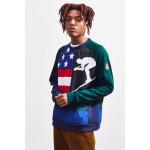 Polo Ralph Lauren Hybrid Crew-Neck Sweatshirt