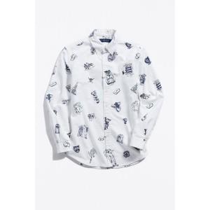 Polo Ralph Lauren Printed Button-Down Shirt