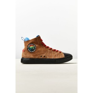 Polo Ralph Lauren Delaney Hairy Suede Sportsmen Sneaker