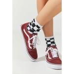 Vans Ticker Checkerboard Crew Sock
