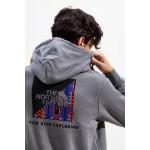 The North Face Box Logo Hoodie Sweatshirt