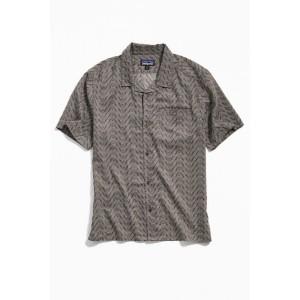 Patagonia Lightweight A/C Short Sleeve Button-Down Shirt