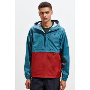 Patagonia Torrentshell Pullover Anorak Jacket