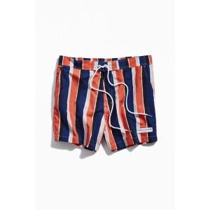 Boardies® X Daniel W. Fletcher Orange Stripe Swim Short