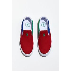 Polo Ralph Lauren Thompson Colorblock Slip-On Sneaker