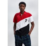 Polo Ralph Lauren P-Wing Diagonal Blocked Polo Shirt