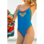Roxy UO Exclusive Open-Back One-Piece Swimsuit