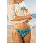 Roxy UO Exclusive Tiki Reversible Side-Tie Bikini Bottom