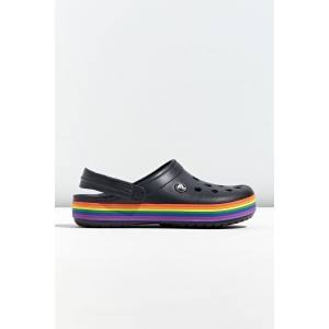 Crocs Crocband™ Rainbow Band Clog