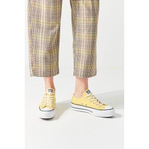 Converse Chuck Taylor All Star Seasonal Platform Low Top Sneaker
