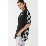 Nike Sportswear Oversized Checkered-Back Tee