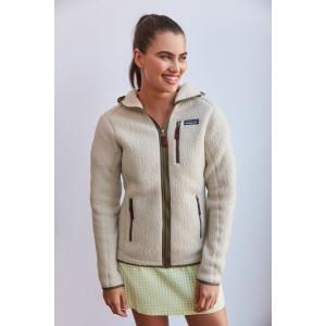 Patagonia Retro Pile Shearling Fleece Hooded Jacket