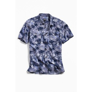 Patagonia Steersman Short Sleeve Button-Down Shirt