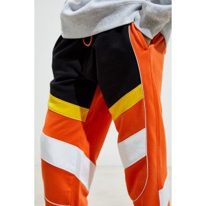 UO Fabric Blocked Knit Jogger Pant