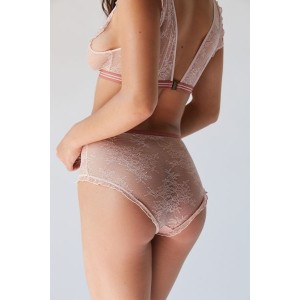 Love Stories Moonflower Lace High-Waisted Undie