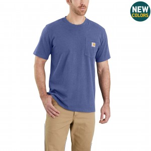 Workwear Pocket T-Shirt - Relaxed Fit