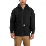 Carhartt Rain Defender Original Fit Midweight Thermal Lined Full-Zip Hooded Sweatshirt