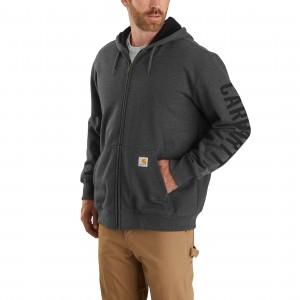 Rain Defender Original Fit Fleece Lined Logo Graphic Sweatshirt