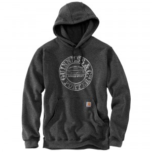 Original Fit Midweight Guinness Archive Graphic Hoodie