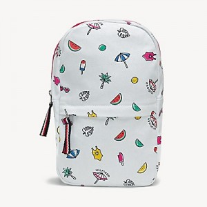 TH Kids Summer Print Crossbody Backpack