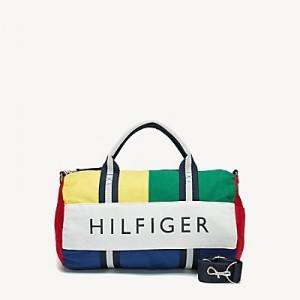 TH Kids Bold Colorblock Duffle Bag