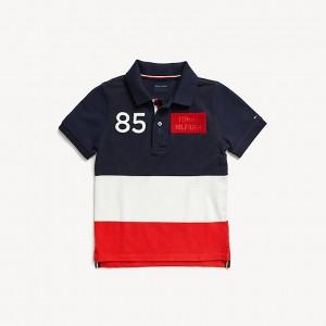 Colorblock Polo