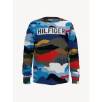 TH Kids Camo Long Sleeve T-Shirt