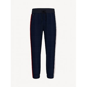 TH Kids Icon Plaid Jogger