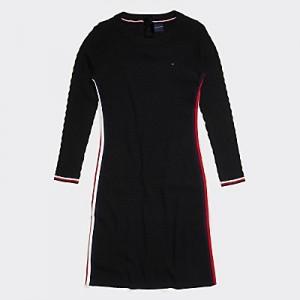 Icon Stripe Dress