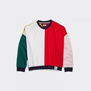 Colorblock Long Sleeve T-Shirt