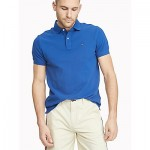 Custom Fit Essential Solid Polo