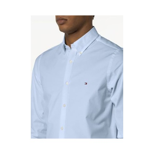 타미힐피거 Slim Fit Essential Solid Shirt