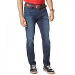 Slim Fit Essential Deep Wash Jean