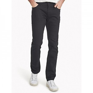 Slim Fit Essential Black Jean