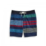 Stripe Swim Trunk