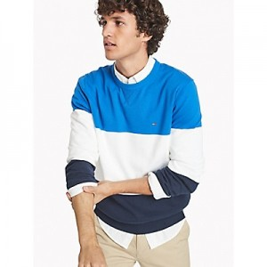 Essential Colorblock Sweater