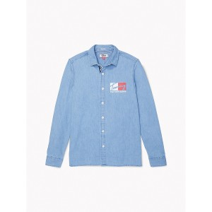 Essential Tommy Denim Shirt