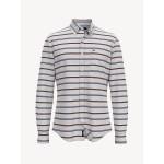 Custom Fit Essential Stripe Shirt