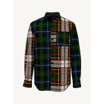 Essential Plaid Shirt Sweater