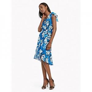 Essential Floral Chiffon Dress
