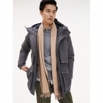 TH Solid Cashmere Scarf